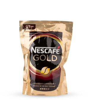 Instant coffee `Nescafe Gold` 95g