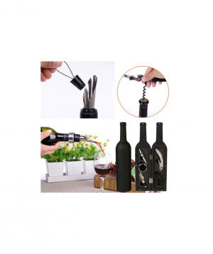 Collection of serving wine 5 in 1