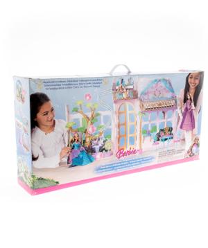 Հավաքածու «Barbie» Royal Castle Greenhouse