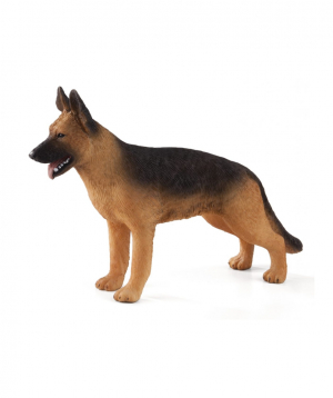 Toy `MOJO` German Shepherd