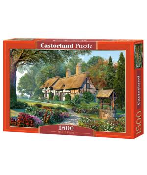 """Puzzle """"Castorland"""" 1500 details"""