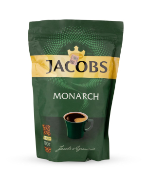 Սուրճ «Jacobs Monarch Zip» 190գ