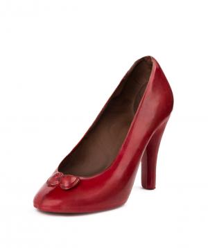 """Chocolate """"Lara Chocolate"""" shoe"""