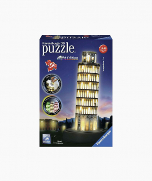 Ravensburger 3D Puzzle Leaning Tower of Pisa 216p