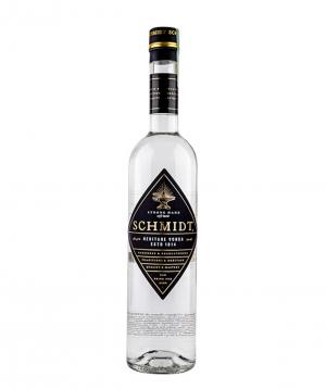 Vodka `Schmidt Black` 700ml