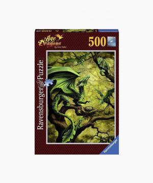 Ravensburger Փազլ Անտառային Վիշապ 500p
