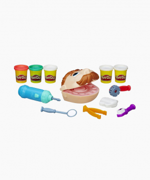 Hasbro Plasticine PLAY-DOH Set Doctor Drill N Fill