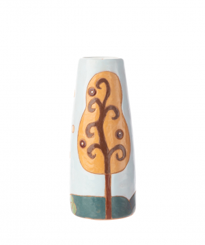 "Vase ""Nuard Ceramics"" for flowers, trees №1"