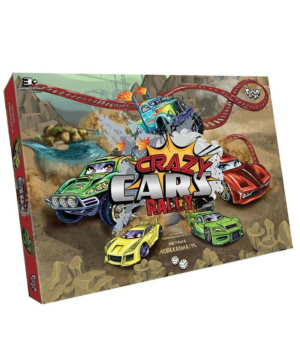Game `Toi` Crazy cars rally