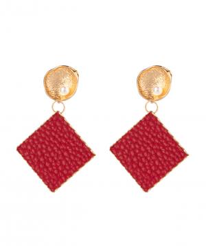 """Earrings """"Ssangel Jewelry"""" №5"""