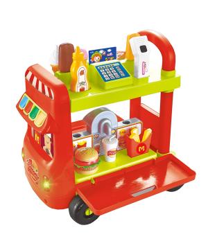 Խաղալիք մեքենա-սուպերմարկետ