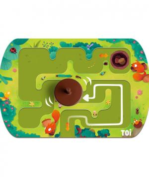 Խաղալիք «Toi» լաբիրինթոս, փայտե №2