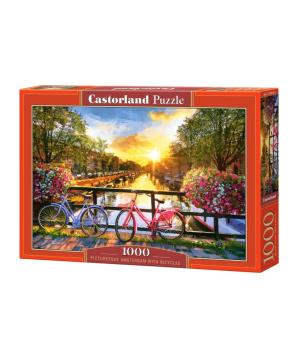"""Puzzle """"Castorland"""" 1000 details №1"""