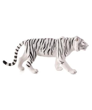 """Toy """" MOJO"""" White tiger"""