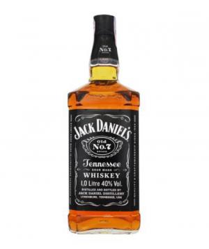 Վիսկի «Jack Daniels Old №7» 1լ