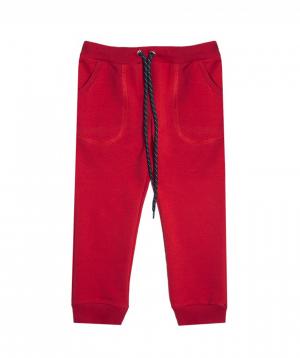 """Capri pants """"Lalunz"""" red"""