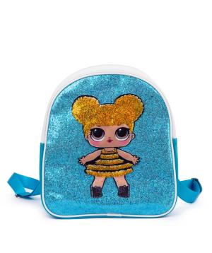 Backpack `Girl` for children