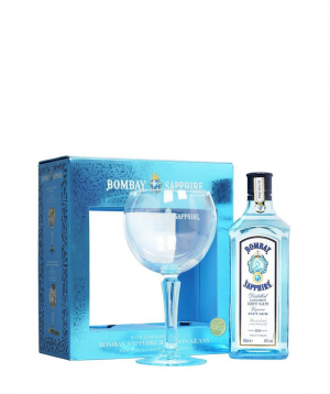 Bombay Sapphire 70cl բաժակ