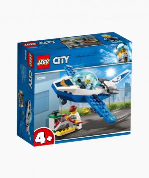 Lego City Կառուցողական Խաղ «Օդային Ոստիկանություն. Պարեկային Ինքնաթիռ»