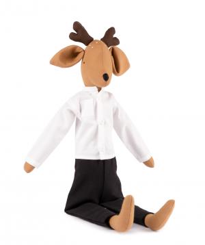 """Doll """"Onze"""" Deer Dani №1"""