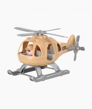 Polesie Military Helicopter Thunder-Safari