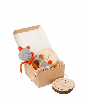 """Gift box """"Crafts by Ro"""" №9"""