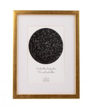 Անհատական աստղային քարտեզ A4_02