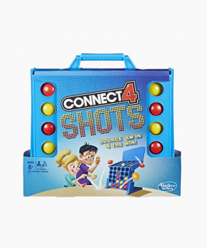 Hasbro Board Game Monopoly Connect 4 Shots