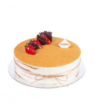 Cake `Honey` Russian