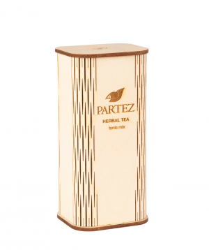 Հուշանվեր-տուփ «Partez» թեյի, թարմացնող խառնուրդ