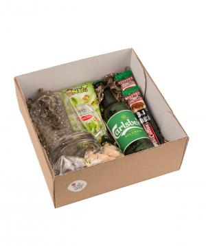 """Gift box """"Basic Store"""" for men №81"""