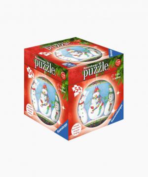 Ravensburger 3D Puzzle Christmas 54p