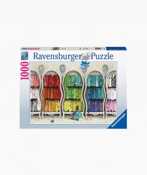 Ravensburger Puzzle Fantastic Fashionista 1000p