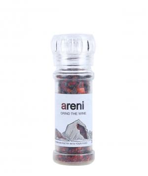 Համեմունք «Areni» սև, կարմիր պղպեղ, գինի 60գ