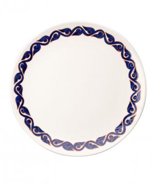"Plate ""Taraz Art"" decorative, ceramic №11"