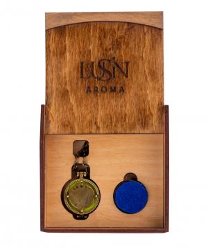 Կախազարդ «Lusin parfume» հոտավետ անվան առաջին տառով
