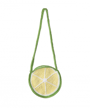 """Bag """"Crafts by Ro"""" lime № 1"""