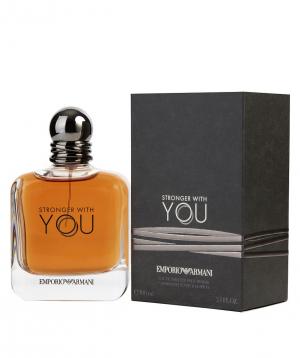 Perfume `Emporio Armani Stronger With You` Eau De parfum 100 ml