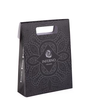 "Paper bag ""Inferno"""