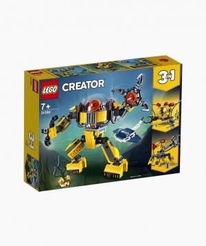 Lego Creator Կառուցողական Խաղ «Ստորջրյա Ռոբոտ»