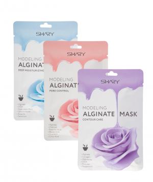 "Collection ""Shary"" alginate masks"