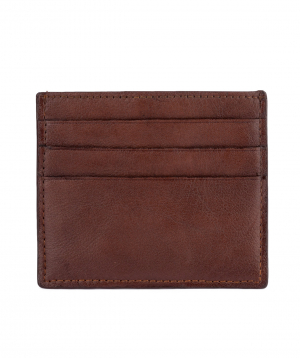 Card holder `Monarch` leather №1