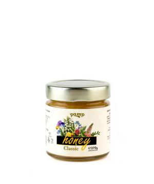 Մեղր «Pamp Honey» դասական 270 գ