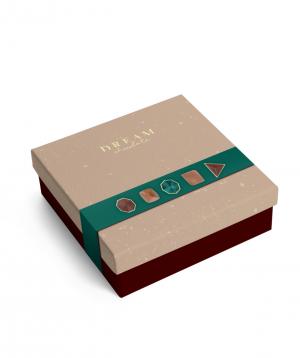 Շոկոլադե հավաքածու «Dream Chocolate» №3