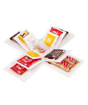 Gift box `Basic Store` sweet surprise