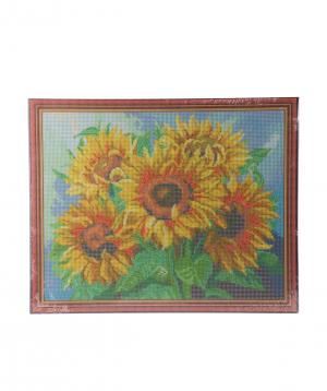 Collection `Bonasens` art, Bright sunflowers