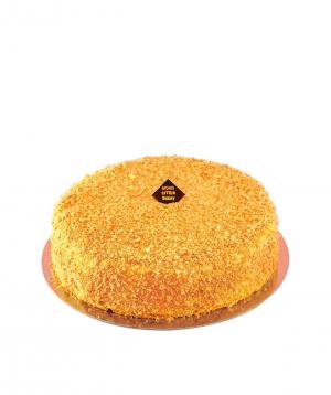 Cake `Moms Little Bakery` honey