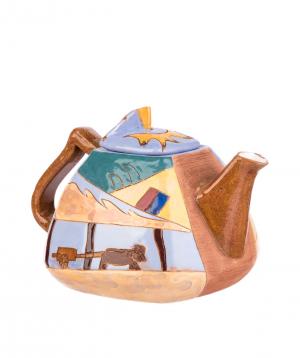 """Teapot """"Nuard Ceramics"""" Saryan"""