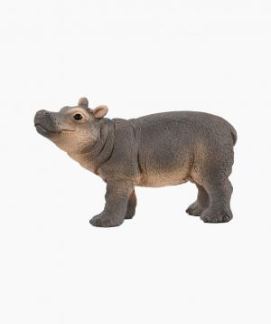Schleich Animal figurine Baby Hippopotamus