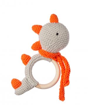 Խաղալիք «Crafts by Ro» չխկչխկան դինոզավր  №13